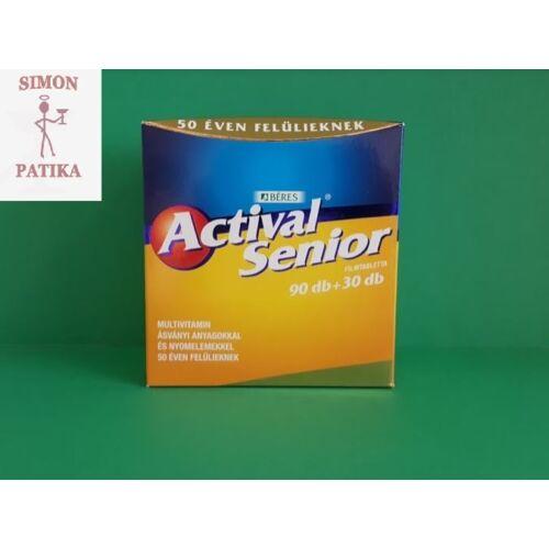 Actival Senior filmtabletta 90+30 db