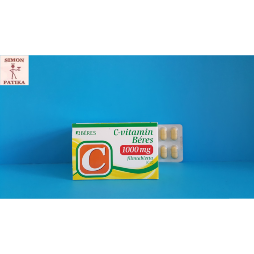 Béres C-vitamin  1000mg filmtabletta  90db
