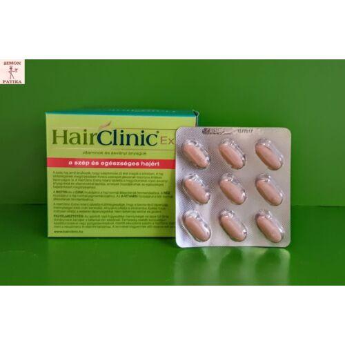 HairClinic Extra kapszula 90x