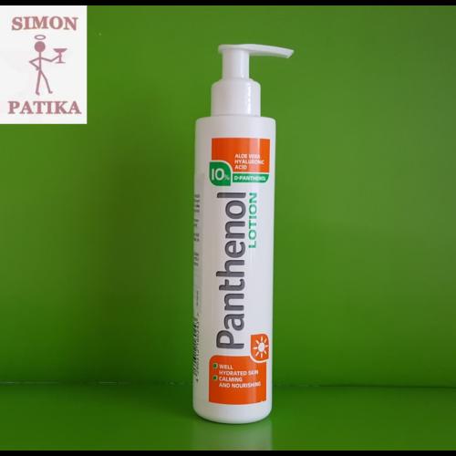 Panthenol 10% testápoló 200ml