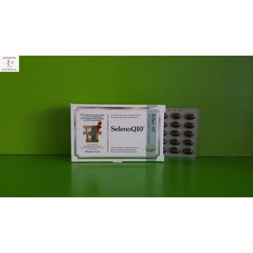 Bio -Seleno Q10 kapszula. 30kapsz+30tabl