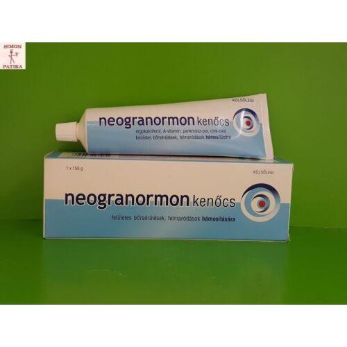 Neogranormon kenőcs 150g