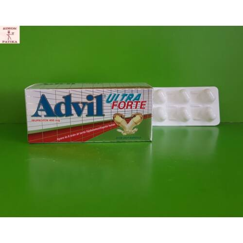Advil Ultra Forte lágy kapszula 24db