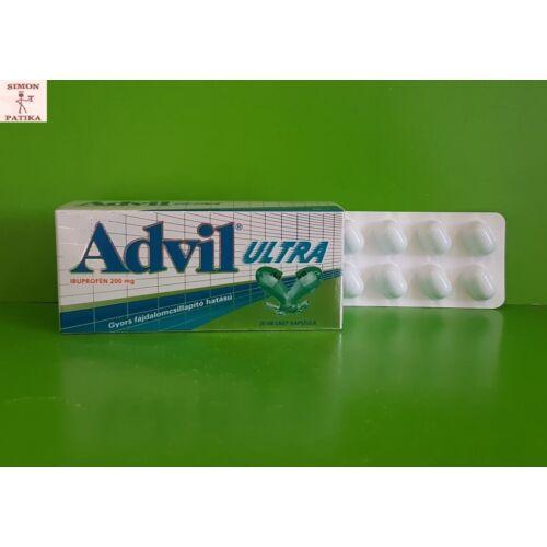Advil Ultra lágy kapszula 20db