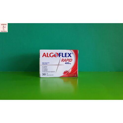 Algoflex Rapid 400 mg kapszula 30db