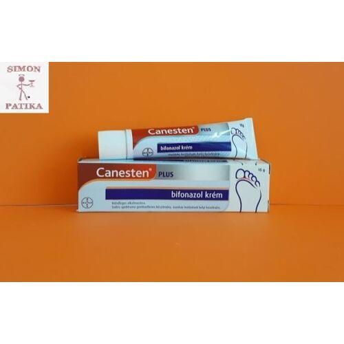 Canesten Plus bifonazol krém 15g