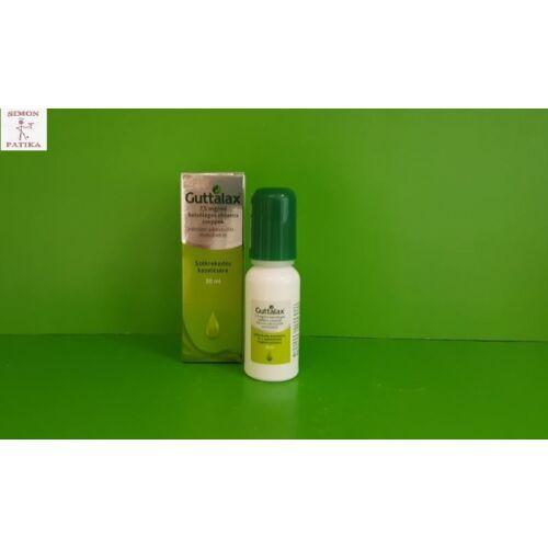 Guttalax 7,5mg/ml belsőleges oldatos cseppek 30ml