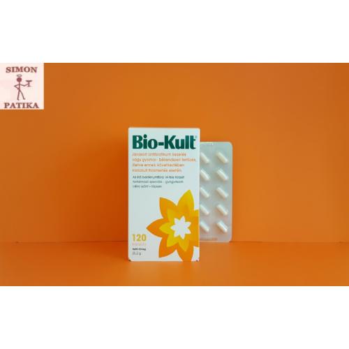 Bio Kult Probiotikus kapszula 120db