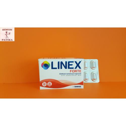 Linex Forte kapszula 28db