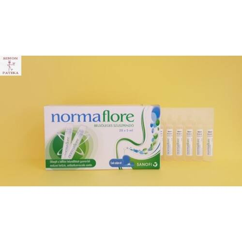 Normaflore belsőleges szuszpenzió 20x5ml