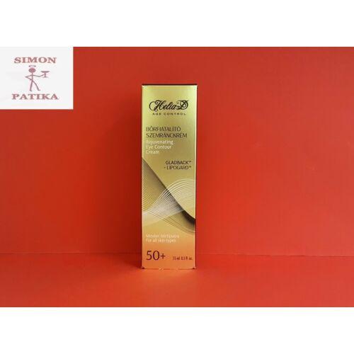 Helia-D Age Control Bőrfiatalító szemránckrém 15 ml