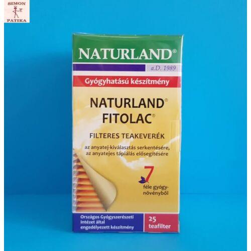 Naturland Fitolac tea filteres  25db