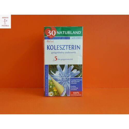 Naturland Koleszterin filteres tea