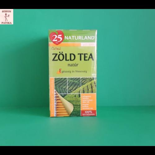 Naturland Zöld tea 20 filter