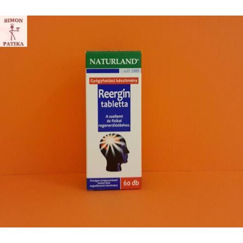 Naturland Reergin tabletta 60db