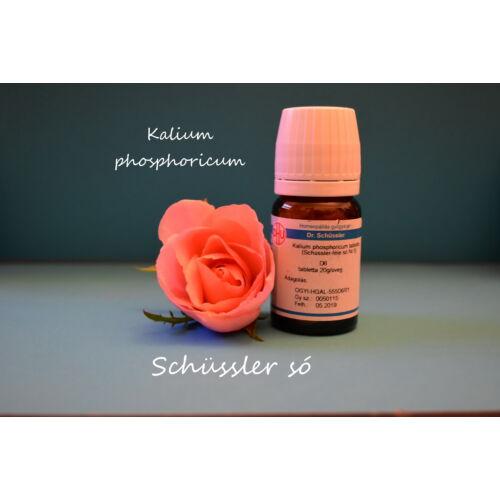Kalium phosphoricum Schüssler só  Nr.5. D6 80x