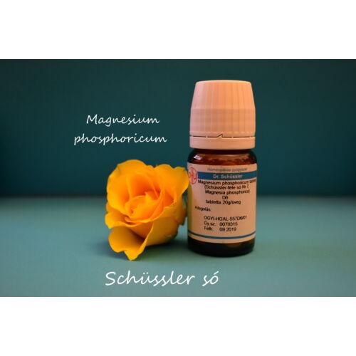 Magnesium phosphoricum tabletta Schüssler só Nr.7. D6 80x