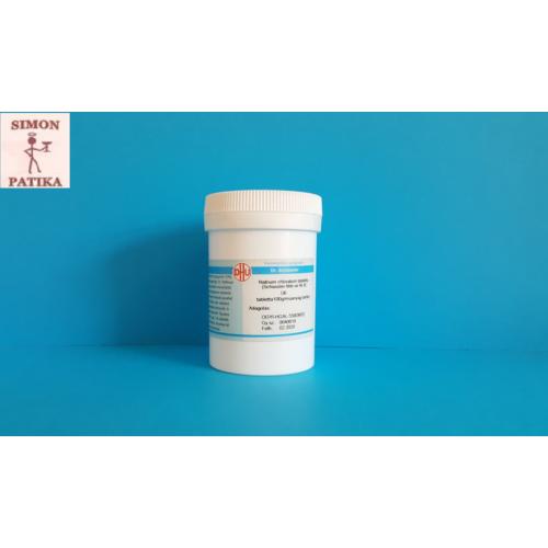 Natrium chloratum tabletta Schüssler só Nr. 8. D6 400db