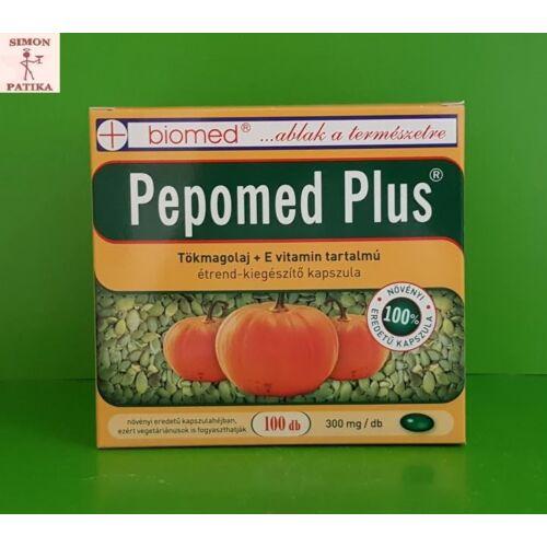 Pepomed plus 300 mg kapszula 100x