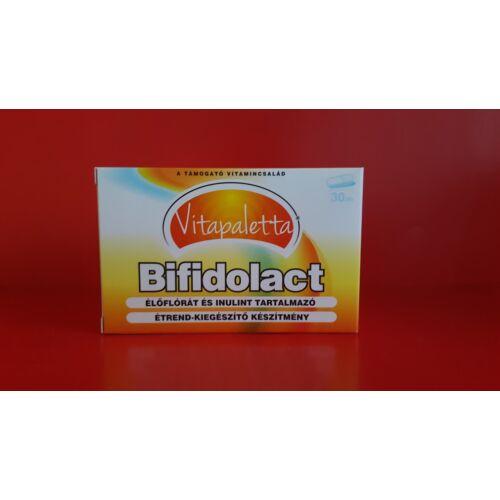 Vitapaletta Bifidolact kapszula 30x