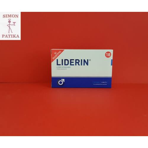 Liderin tabletta 6db