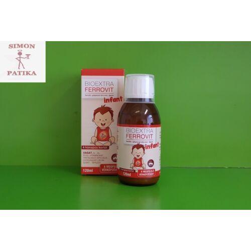 Bioextra Ferrovit Infant 120ml