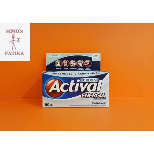 Actival Energia tabletta 90db