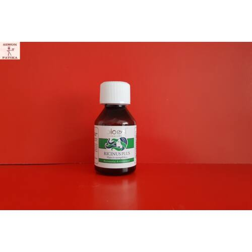 Bioeel Ricinusolaj A-vitaminnal 80g