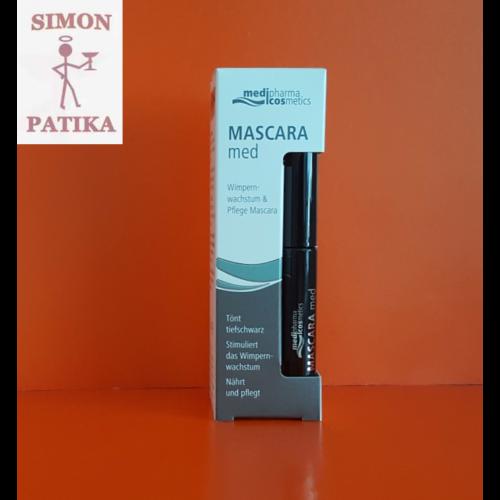Mascara Med színező és ápoló spirál 5ml