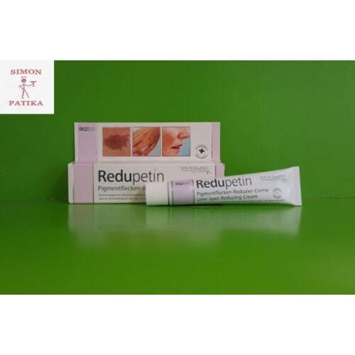 Redupetin dermatológiai krém pigmentfoltokra