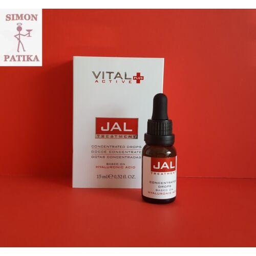 Vital +Active JAL hyaluronsavas csepp 15ml