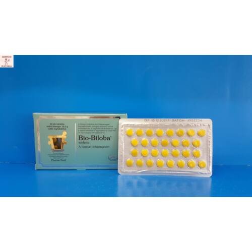 Bio -Biloba tabletta  60db