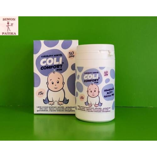 Coli Comfort por  50adag