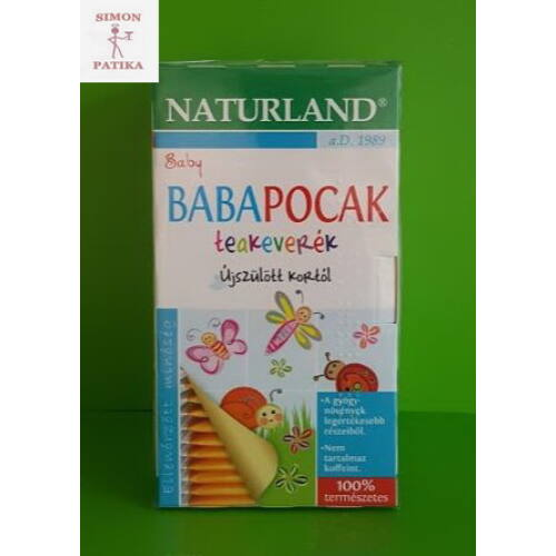 Naturland Babapocak teakeverék 20db