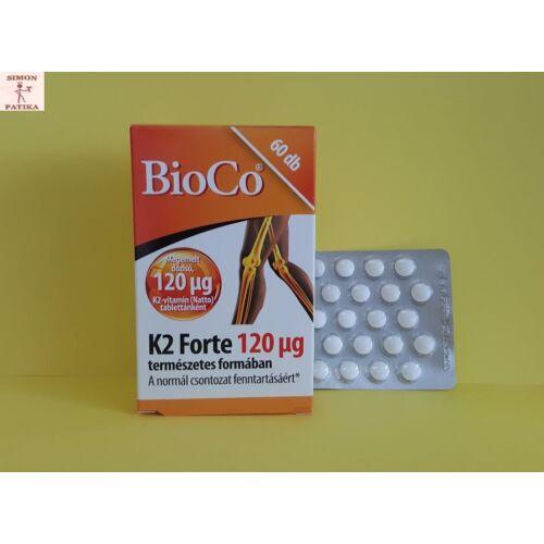 BioCo K2-vitamin tabletta - Pingvin Patika