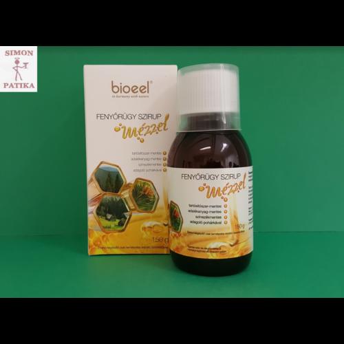 Bioeel Fenyőrügy szirup mézzel 150g