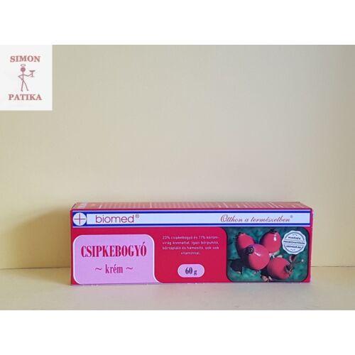 Biomed Csipkebogyó krém 60g