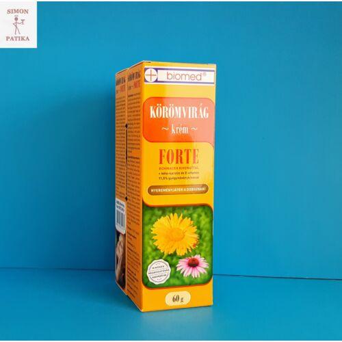 Biomed körömvirág Forte krém DUO 2x60g