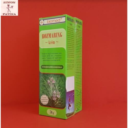 Biomed Rozmaring krém DUO 2x70g