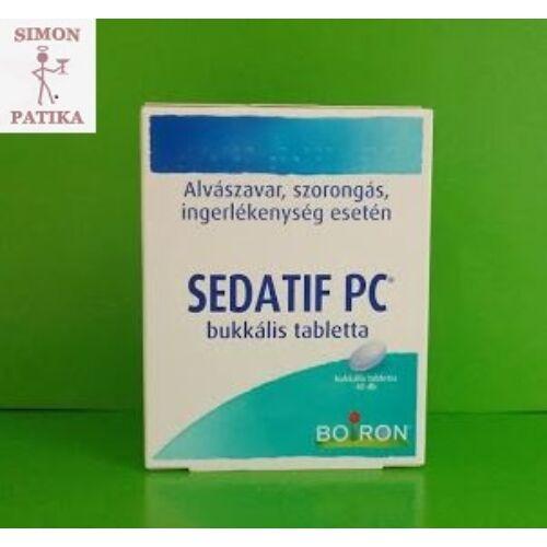 Sedatif PC szopogató tabletta 40x