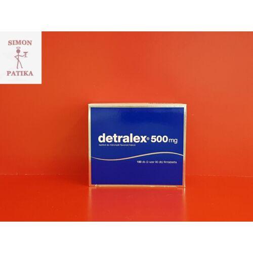 Detralex 500mg filmtabletta 180db
