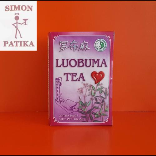 Luobuma vérnyomáscsökkentő tea
