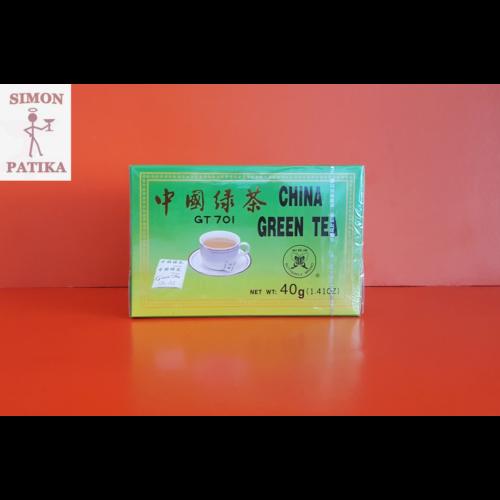 Zöld tea filteres kínai Dr Chen