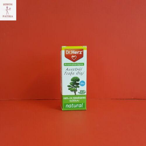 Dr. Herz Ausztrál teafa illóolaj 10ml