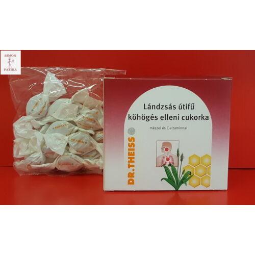 Dr.Theiss Lándzsás útifű köhögés elleni cukorka 50 g