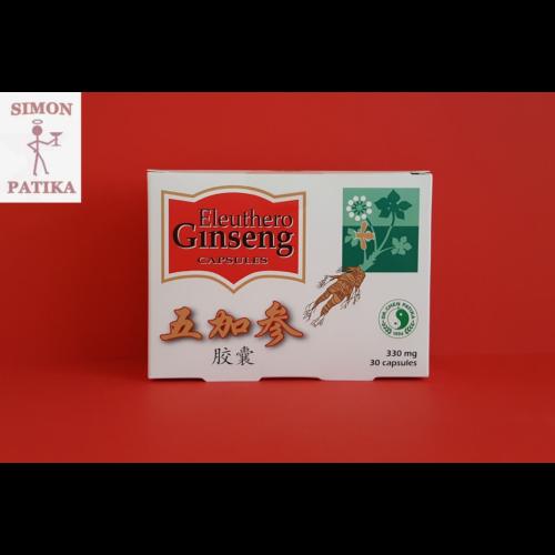 Eleuthero ginseng kapszula 30db