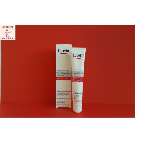 Eucerin AtopiControl Aktív SOS bőrnyugtató krém 40ml