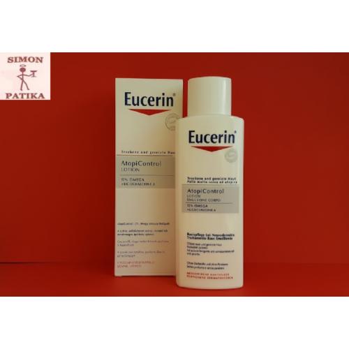 Eucerin AtopiControl testápoló atópiás bőrre 250ml