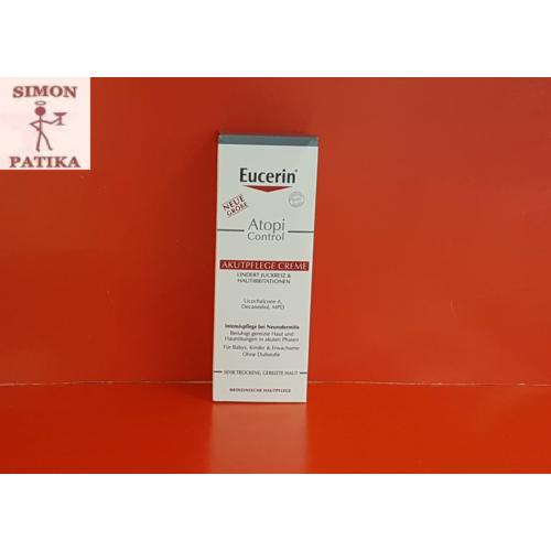 Eucerin AtopiControl SOS krém bőrnyugtató 100ml