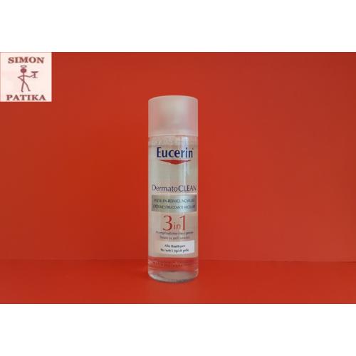Eucerin DermatoClean arctisztító micellás 200ml